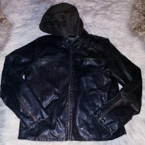 Levi's faux coat